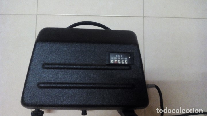 Antigüedades: PROYECTOR RAYNOX DU707 super8 y 8mm - Foto 9 - 173483128