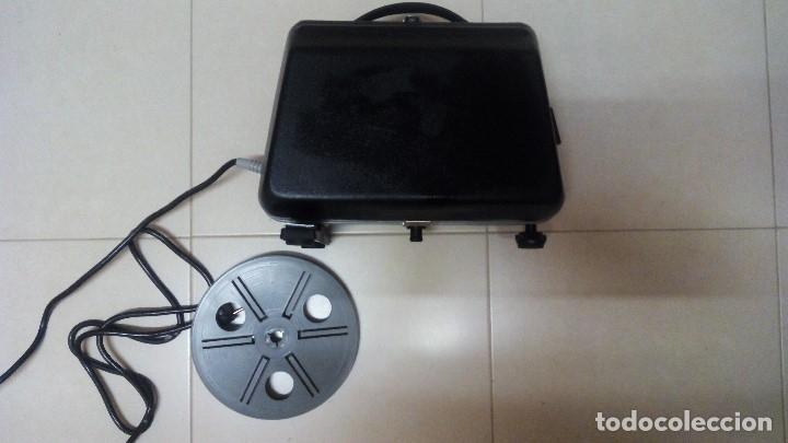 Antigüedades: PROYECTOR RAYNOX DU707 super8 y 8mm - Foto 10 - 173483128