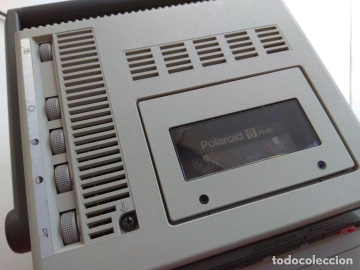 Antigüedades: Reproductor Sony Combo Video 8 Triniton EVM-9010PR - Foto 11 - 173516650