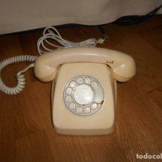 Teléfonos: TELÉFONO HERALDO CITESA SOBREMESA MARFIL CON REGULADOR VOLUMEN. Lote 173519544