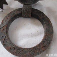 Antigüedades: ANTIGUO LLAMADO DE FORJA. Lote 173535542