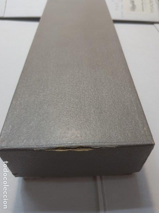 Antigüedades: Esfigmanometro o Tensiómetro antiguo de Mercurio Femi muy difícil en caja original y manual - Foto 6 - 173632928