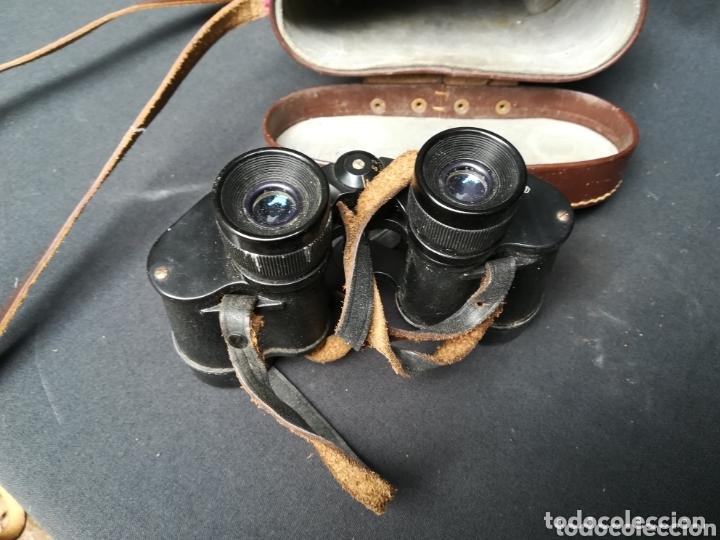 Antigüedades: Prismáticos vintage - Foto 3 - 173678123