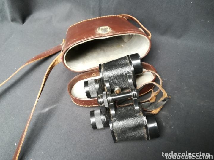 PRISMÁTICOS VINTAGE (Antigüedades - Técnicas - Instrumentos Ópticos - Prismáticos Antiguos)