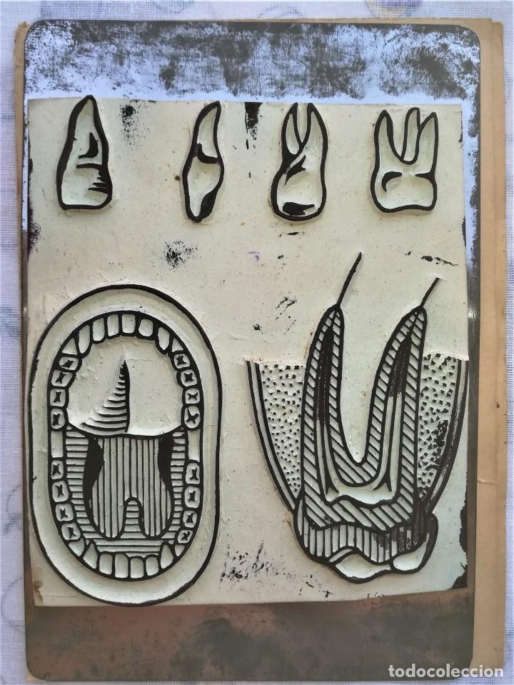 Antigüedades: ANTIGUA IMPRENTA MEDICA ANATOMIA HUMANA Y ORGANOS,AÑOS 30,OCULAR,NERVIOS,DIGESTIVA,MEDICINA FARMACIA - Foto 7 - 173816674