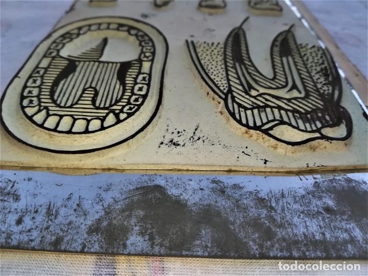 Antigüedades: ANTIGUA IMPRENTA MEDICA ANATOMIA HUMANA Y ORGANOS,AÑOS 30,OCULAR,NERVIOS,DIGESTIVA,MEDICINA FARMACIA - Foto 13 - 173816674