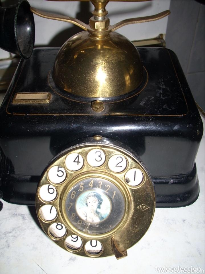 Teléfonos: Antiguo telefono Holandes - Foto 2 - 173865004