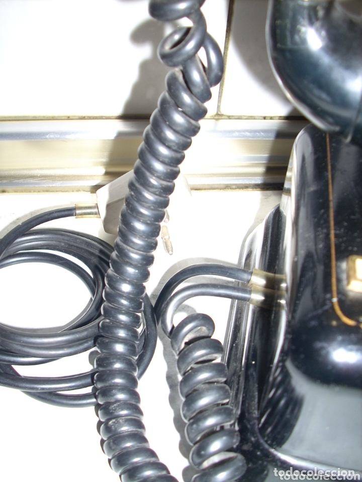Teléfonos: Antiguo telefono Holandes - Foto 4 - 173865004