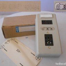 Teléfonos: ANTIGUA BASE MODEN BQT-5-M PARA LA CTNE 420484 LA ACTUAL TELEFÓNICA, NUEVO EN SU CAJA 100% ORIGINAL. Lote 173932774