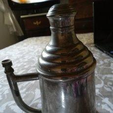 Antigüedades: JARRA DE BARBERO PARA AGUA/TALCO. Lote 174000950