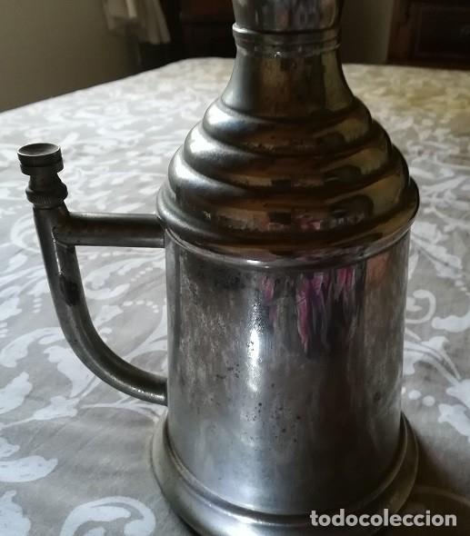 Antigüedades: Jarra de Barbero para Agua/Talco - Foto 3 - 174000950