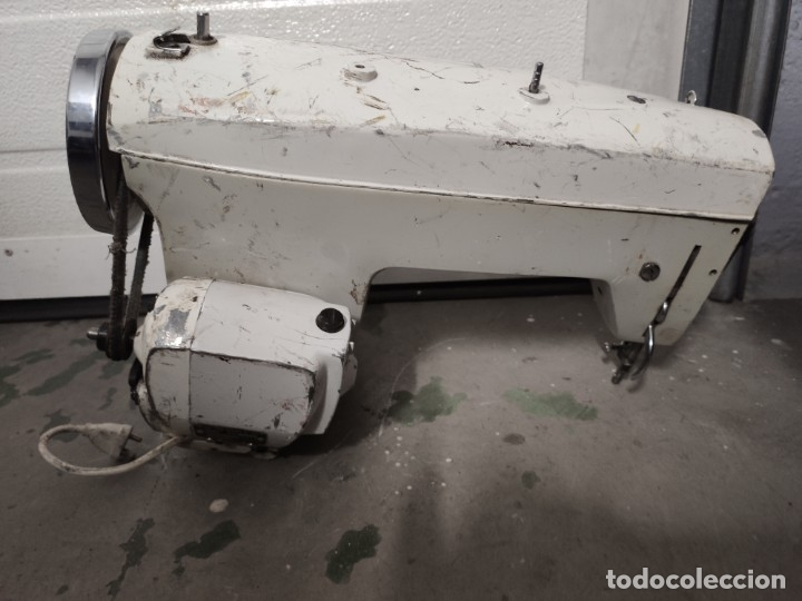 Antigüedades: Maquina de coser SIGMA - Foto 2 - 174008224