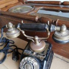 Teléfonos: ANTIGUO TELÉFONO SIGLO XIX. Lote 174030702