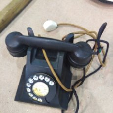 Teléfonos: TELÉFONO BAQUELITA. Lote 174036953