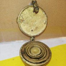 Antigüedades: ANTIGUO MEDIDOR PONDERALES SIGLO XIX BRONCE. Lote 174058208