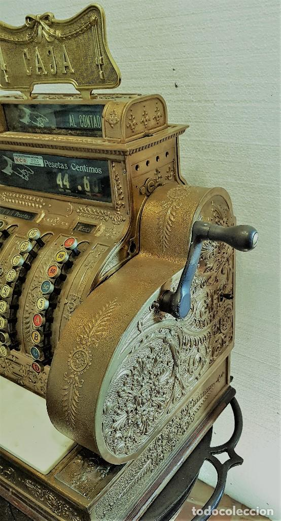Antigüedades: CAJA REGISTRADORA NATIONAL - Foto 3 - 174090900