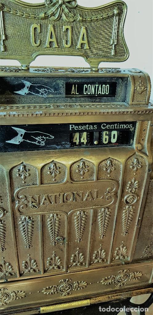 Antigüedades: CAJA REGISTRADORA NATIONAL - Foto 6 - 174090900