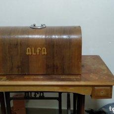 Antigüedades: MAQUINA DE COSER. Lote 174092759