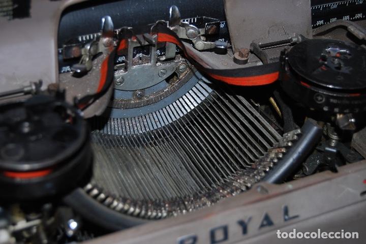 Antigüedades: Maquina de Escribir Antigua - Foto 3 - 174093000