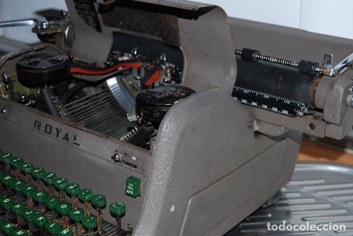 Antigüedades: Maquina de Escribir Antigua - Foto 6 - 174093000