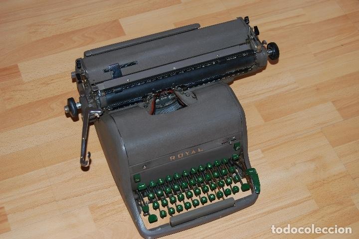 Antigüedades: Maquina de Escribir Antigua - Foto 7 - 174093000
