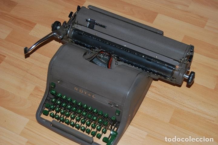 Antigüedades: Maquina de Escribir Antigua - Foto 8 - 174093000