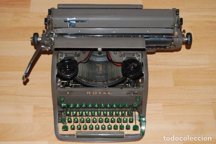 Antigüedades: Maquina de Escribir Antigua - Foto 9 - 174093000