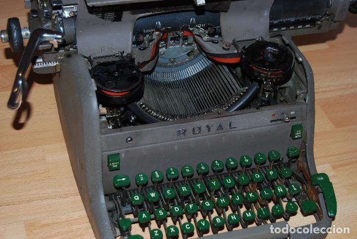 Antigüedades: Maquina de Escribir Antigua - Foto 10 - 174093000