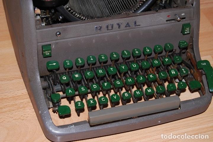 Antigüedades: Maquina de Escribir Antigua - Foto 11 - 174093000