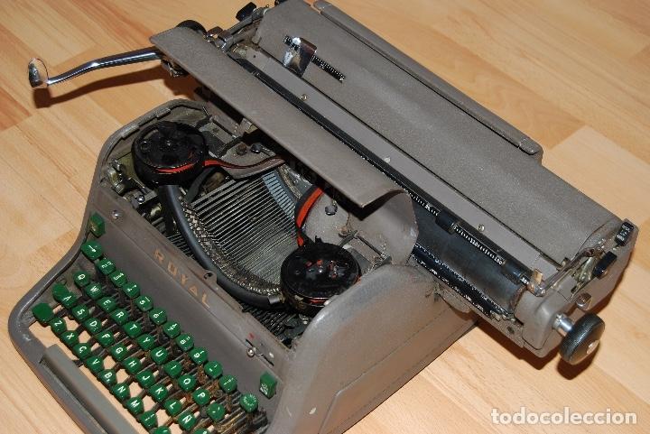 Antigüedades: Maquina de Escribir Antigua - Foto 12 - 174093000