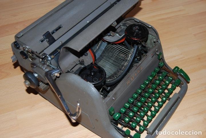 Antigüedades: Maquina de Escribir Antigua - Foto 13 - 174093000