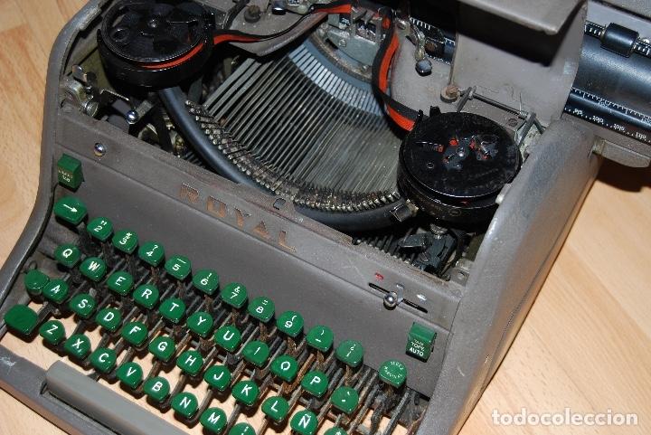 Antigüedades: Maquina de Escribir Antigua - Foto 16 - 174093000