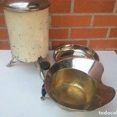 Antigüedades: LOTE DE BARBERO. Lote 174094974
