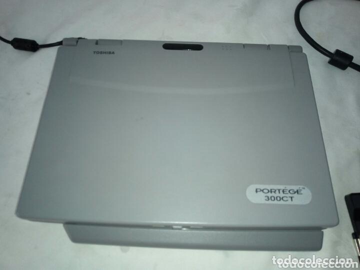 Antigüedades: Ordenador Toshiba Portege 300 CT - Foto 7 - 204749566