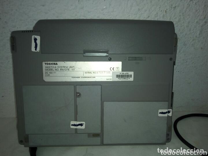 Antigüedades: Ordenador Toshiba Portege 300 CT - Foto 9 - 204749566