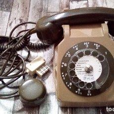 Teléfonos: TELÉFONO FRANCÉS CON AURICULAR SUPLETORIO - SOCOTEL AÑO 1979. Lote 174118104