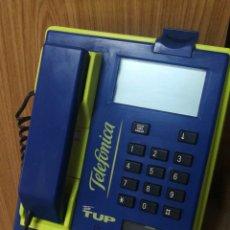 Teléfonos: CABINA DE TELÉFONOS TELEFÓNICA TELE TUP, (AÑOS 90-00).FUNCIONANDO!!!.. Lote 174148532
