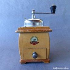 Antigüedades: MOLINILLO DE CAFE DE C. AUGUST LEHNARTZ. ALEMANIA 1930 - 1940. Lote 221752937