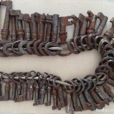 Antigüedades: LLAVES ANTIGUAS.. Lote 174328299