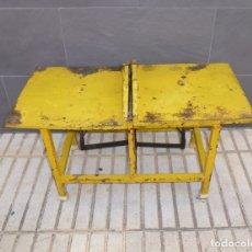 Antigüedades: BALANZA O BASCULA DE HIERRO.. Lote 174343913