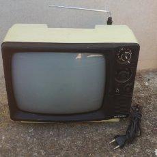 Antigüedades: TELEVISIÓN ANTIGUA ELBE.. Lote 174462485