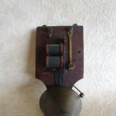 Antigüedades: ANTIGUO TIMBRE ELECTRICO CON CAMPANA. Lote 41259574