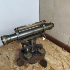 Antigüedades: ANTIGUO NIVEL TOPOGRÁFICO. Lote 175017827