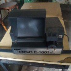 Antigüedades: EDITOR VISIONADOR 8MM ERNO E-1601. Lote 175036478