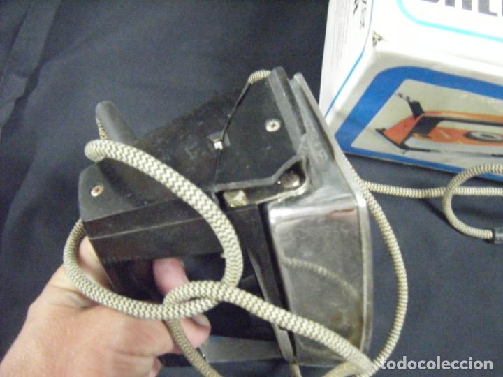 Antigüedades: JML PLANCHA ELECTRICA THERMOR CALOR, VER FOTOS VINTAGE AÑOS 50 - Foto 5 - 175071547