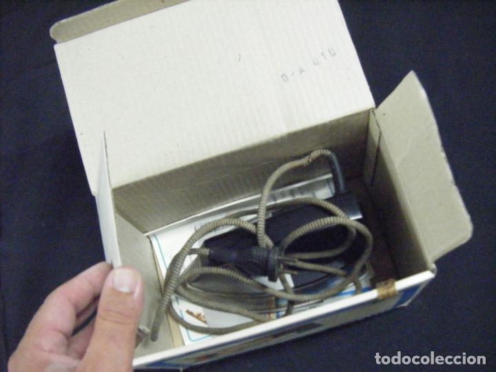 Antigüedades: JML PLANCHA ELECTRICA THERMOR CALOR, VER FOTOS VINTAGE AÑOS 50 - Foto 10 - 175071547
