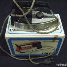 Antigüedades: JML PLANCHA ELECTRICA THERMOR CALOR, VER FOTOS VINTAGE AÑOS 50. Lote 175071547