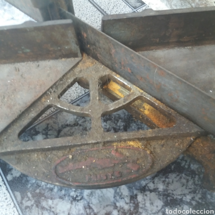 Antigüedades: ANTIGUA INGLETADORA - Foto 2 - 175207463