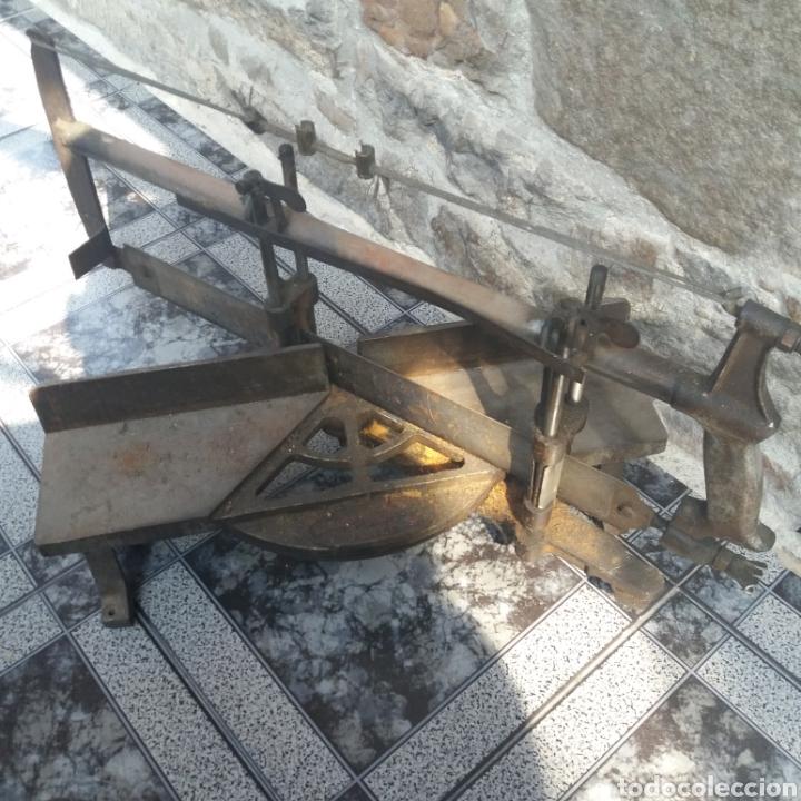 ANTIGUA INGLETADORA (Antigüedades - Técnicas - Herramientas Profesionales - Carpintería )