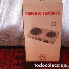 Antigüedades: HORNILLO ELECTRICO DE LA MARCA HLM MODELO 202 . Lote 175223623